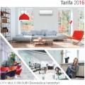 Tarifa 2016 2017 Mitsubishi Electric