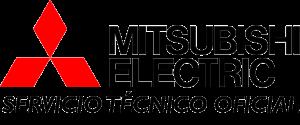 Servicio técnico oficial mitsubishi electric logo