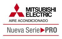 Nueva Serie PRO de Mitsubishi Electric
