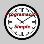 Como hacer una programación simple en el termostato PAR-21MAA